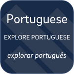 Explore Portuguese select button